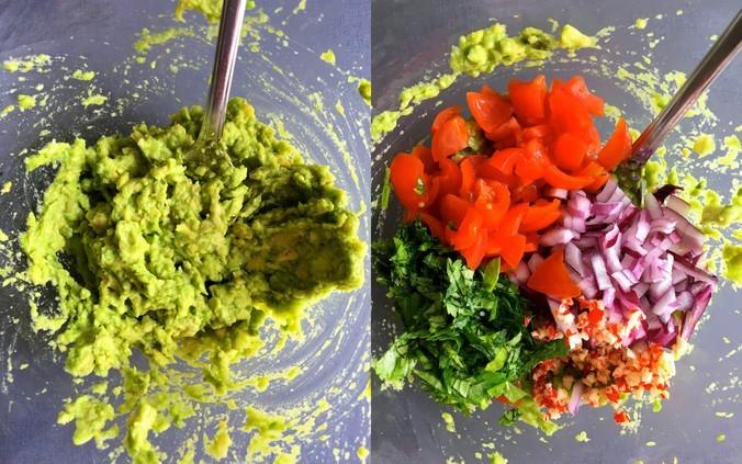 Original mexicansk guacamole